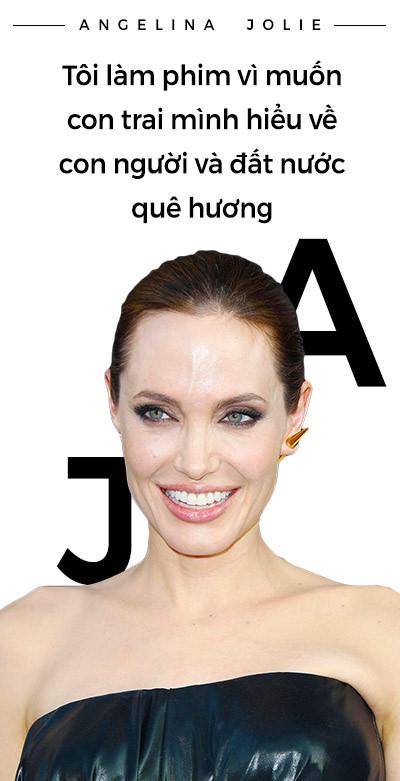 Angelina Jolie: Ba me don than va cuoc song khong bao gio binh thuong hinh anh 8