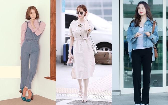 Du lịch hè này mà học được 'tuyệt chiêu' lên đồ như mỹ nhân Hàn các chế cứ gọi là đẹp xuất sắc