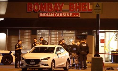 Đánh bom nhà hàng ở Canada, 15 người bị thương