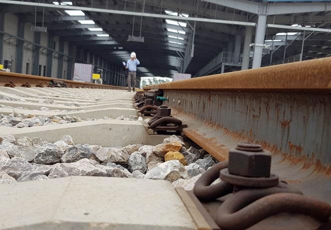 Bộ Giao thông ra 'tối hậu thư' về đường sắt Cát Linh - Hà Đông