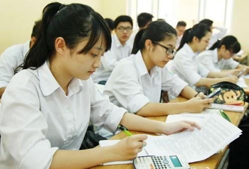 Giải pháp giảm căng thẳng tuyển sinh đầu cấp