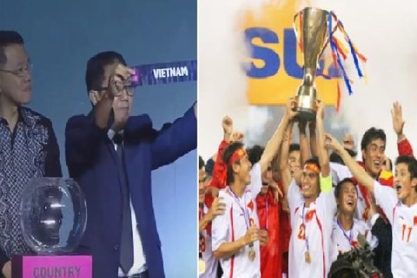 Kết quả bốc thăm chia bảng AFF Cup 2018: Việt Nam rơi vào bảng đấu dễ thở