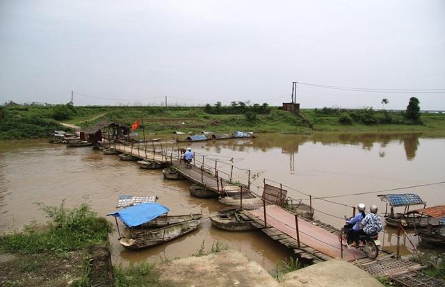 Hà Nội chi hơn 80 tỷ xây cầu vượt qua sông Cà Lồ