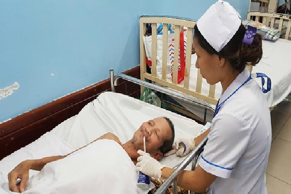 Bệnh nhân mất trí nhớ, bệnh viện cưu mang suốt 3 tháng