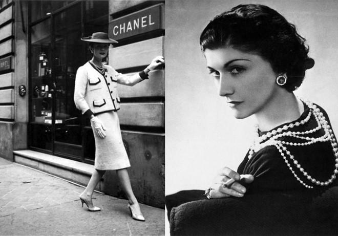 Coco Chanel: 'Việc can cảm nhất bạn có thể làm là suy nghĩ cho chính bản thân mình'