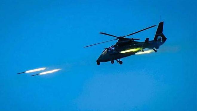 Máy bay chiến đấu Trung Quốc tập trận để 'nắn gân' Đài Loan