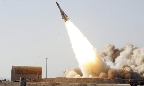 Hệ thống S-200 Syria bắn hụt tất cả mục tiêu