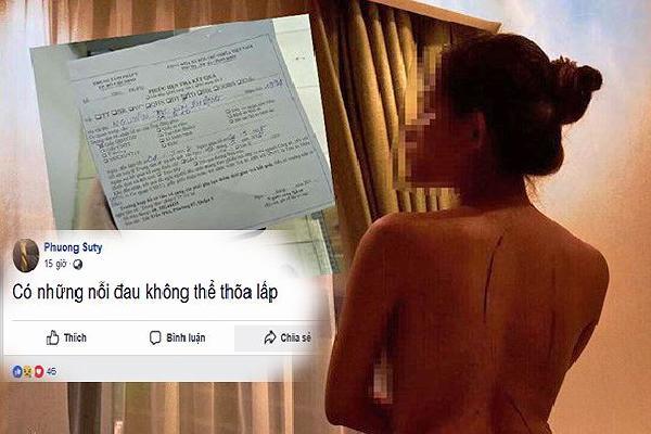 Động thái mới của mẫu nữ khoả thân tố hoạ sĩ Ngô Lực hiếp dâm