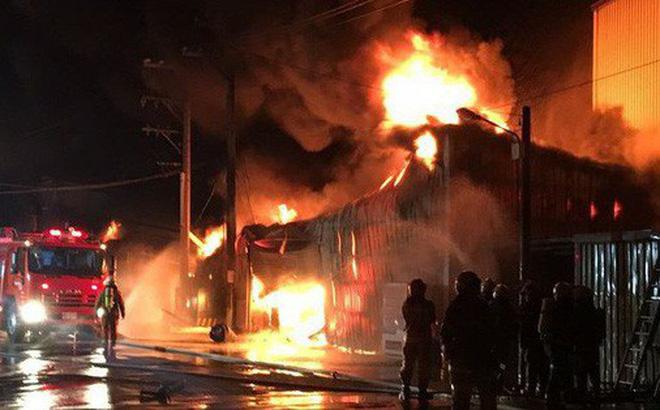 Cháy quán karaoke ở Trung Quốc, ít nhất 18 người chết