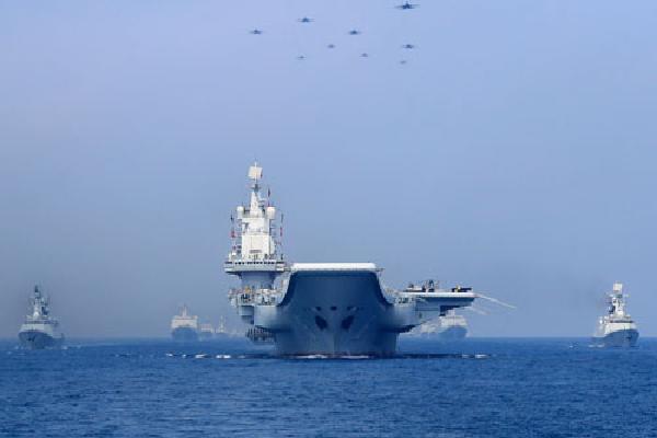 Trung Quốc tuyên bố 'không thể bị ngăn chặn' ở Biển Đông