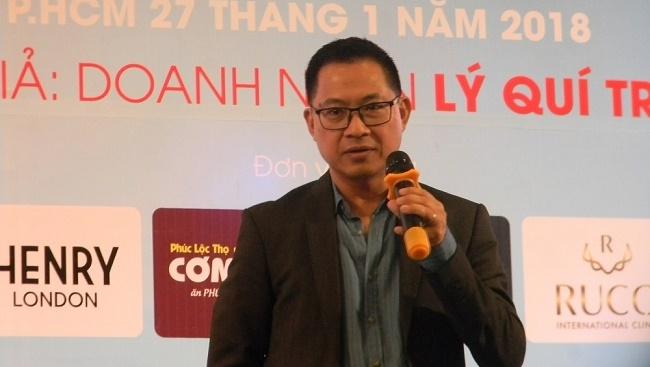 Lý Quí Trung, nhà sáng lập Phở 24: 'Tôi rất giỏi trong việc đóng cửa các nhà hàng'