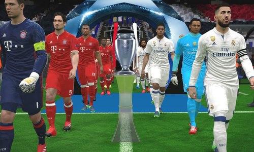 Bốn đội vào bán kết đã vô địch Champions League 22 lần