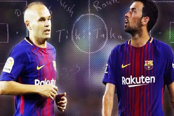 Iniesta cảnh báo Barca về nguy cơ mất Busquets