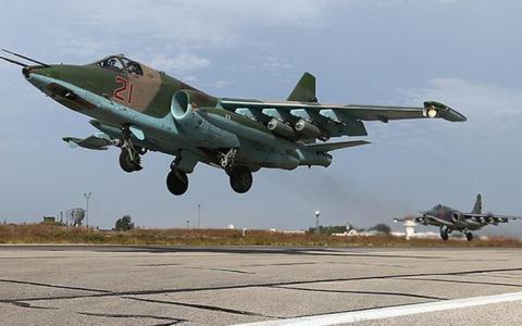 Nga nhận thêm Su-25SM3 sau màn thực chiến đỉnh cao tại Syria