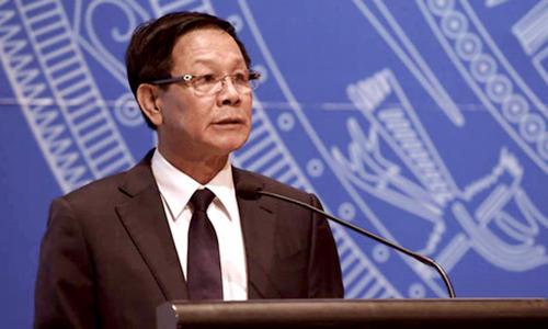 Cựu tổng cục trưởng Tổng cục Cảnh sát bị khởi tố