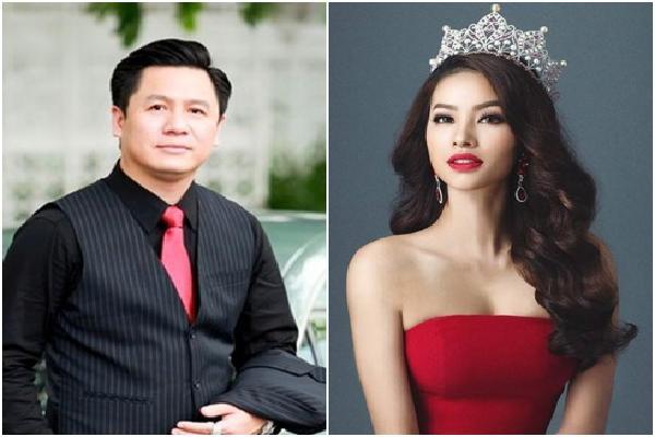 Đại gia yêu Hoa hậu Phạm Hương: Ngoài gia thế 'khủng' còn có quan hệ mật thiết với nhiều mỹ nữ nổi danh showbiz Việt