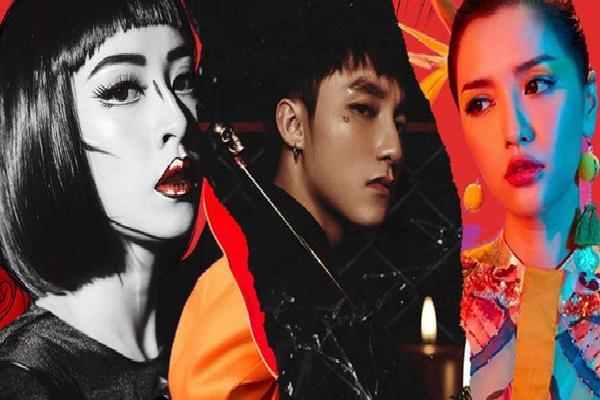 Chi Pu tung teaser ma mị y hệt Sơn Tùng M-TP và Bích Phương, 'bộ ba sát thủ' định tổ chức Haloween sớm?