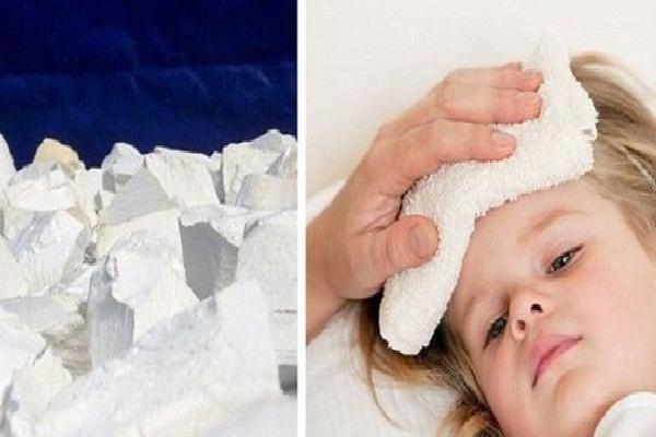 Dùng sắn dây hạ sốt cho trẻ có nguy hiểm?