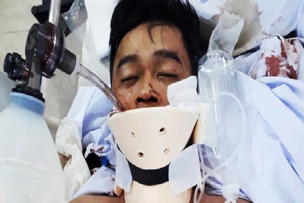 Thanh niên bị tai nạn nguy kịch được Bệnh viện Thủ Đức cưu mang đã có người thân đến nhận