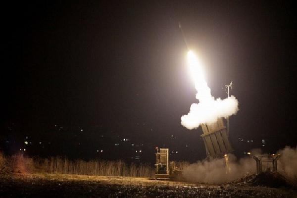 'Vòm sắt' Israel khai hỏa tên lửa 40.000 USD do báo động giả