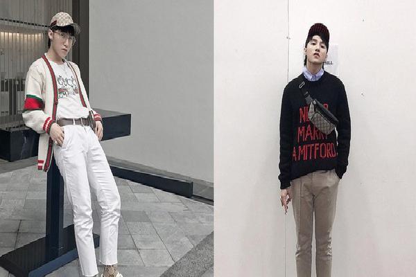 Sơn Tùng M-TP chất muốn lịm người khi đi dự triển lãm Thu/Đông 2018 của Gucci tại Hong Kong