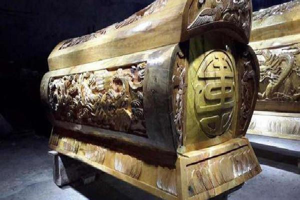 Ngôi mộ đế vương đáng sợ bậc nhất Trung Quốc, 1 chiếc quan tài đoạt 7 mạng người