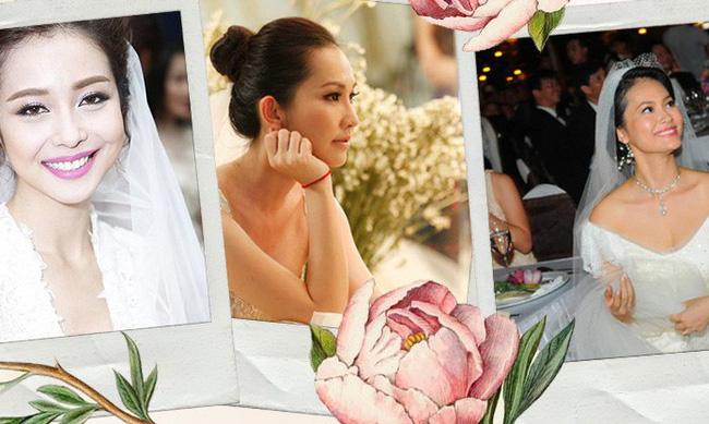 Hãy nhìn Jennifer Phạm, Hải Yến, Kim Hiền - phụ nữ 1 đời chồng vẫn cưới được 'hoàng tử' đâu chỉ có Meghan Markle