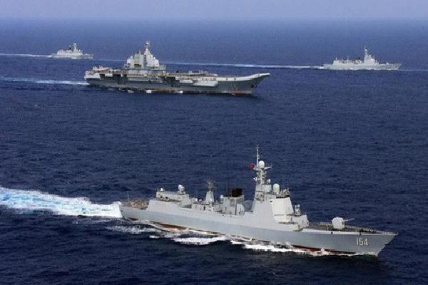 Có 'đối đầu nghiêm trọng' giữa tàu chiến Mỹ và Trung Quốc?