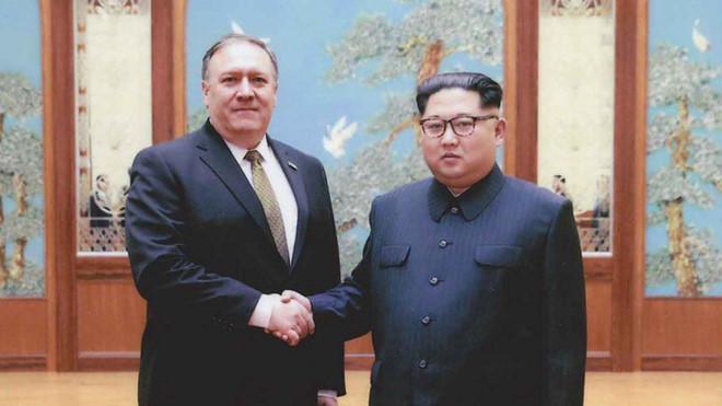 Ngoại trưởng Mỹ bí mật trở lại Triều Tiên cho cuộc gặp Trump - Kim