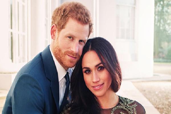 Hôm nay Hoàng tử Anh Harry kết hôn