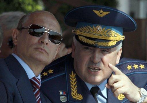 Sự lột xác của quân đội Nga dưới thời Tổng thống Putin