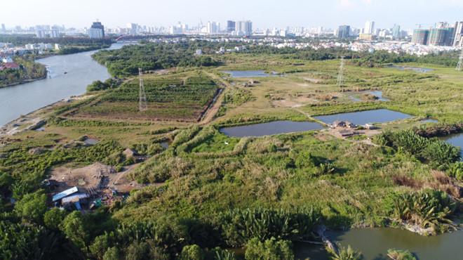 Quốc Cường Gia Lai mất thêm 220 tỷ đồng sau lùm xùm đất Phước Kiển