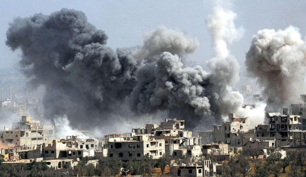 Khuyến cáo công dân Việt Nam về tình hình Syria