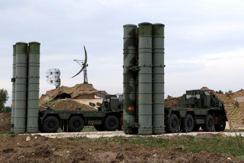 S-400, Pantsir-S1 báo động khi nhận cảnh báo sắp bị tấn công