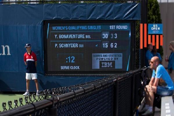 Quần vợt áp dụng giới hạn giao bóng