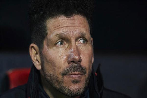 Simeone: 'Vắng tôi, Atletico vẫn có cơ hội vượt qua Arsenal'