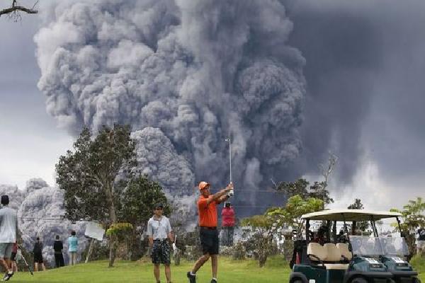 Gia đình Việt ở Hawaii bay vào đất liền vì sợ động đất, núi lửa