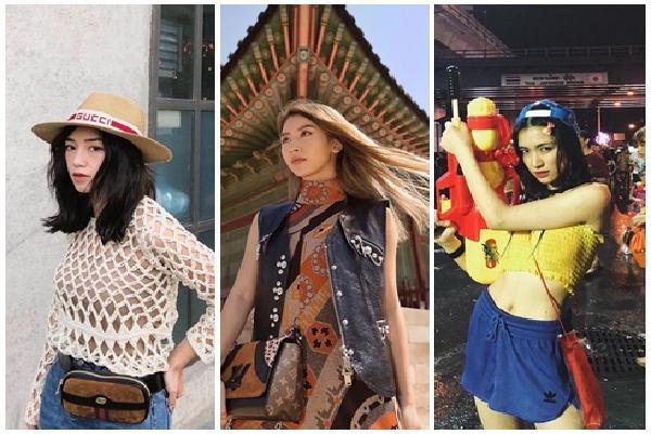 Hòa Minzy khoe eo 58cm - Quỳnh Anh Shyn dát đầy hàng hiệu đứng đầu street style giới trẻ