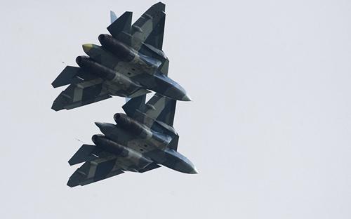 Chuyên gia Mỹ thừa nhận 6 điểm mạnh của siêu tiêm kích Su-57 Nga