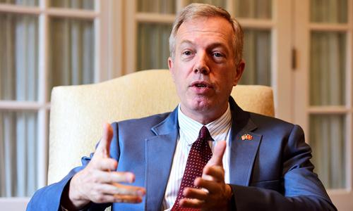 Cựu đại sứ Mỹ Osius: Tôi rời ngành ngoại giao vì phản đối trục xuất người Việt