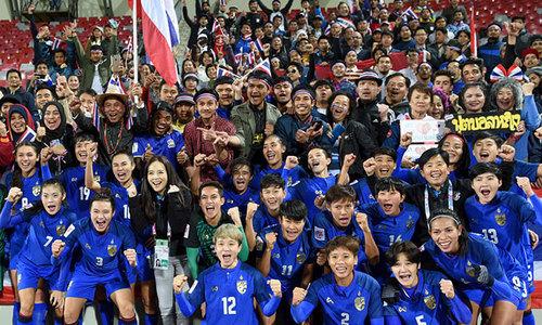 Tuyển nữ Thái Lan dự World Cup, Việt Nam gặp khó