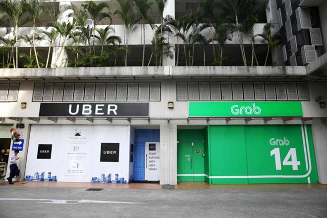 Uber nói sẽ ngừng những thương vụ bán mình như với Grab