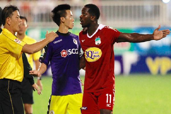 HAGL mừng vì có những trận đấu ăn thua với CLB Hà Nội