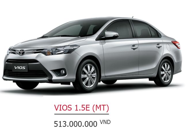 Mức giá 499 triệu đồng của Kia Cerato 1.6 SMT được cho là tạo sự cạnh tranh lớn đối với dòng Toyota Vios dù không cùng phân khúc.