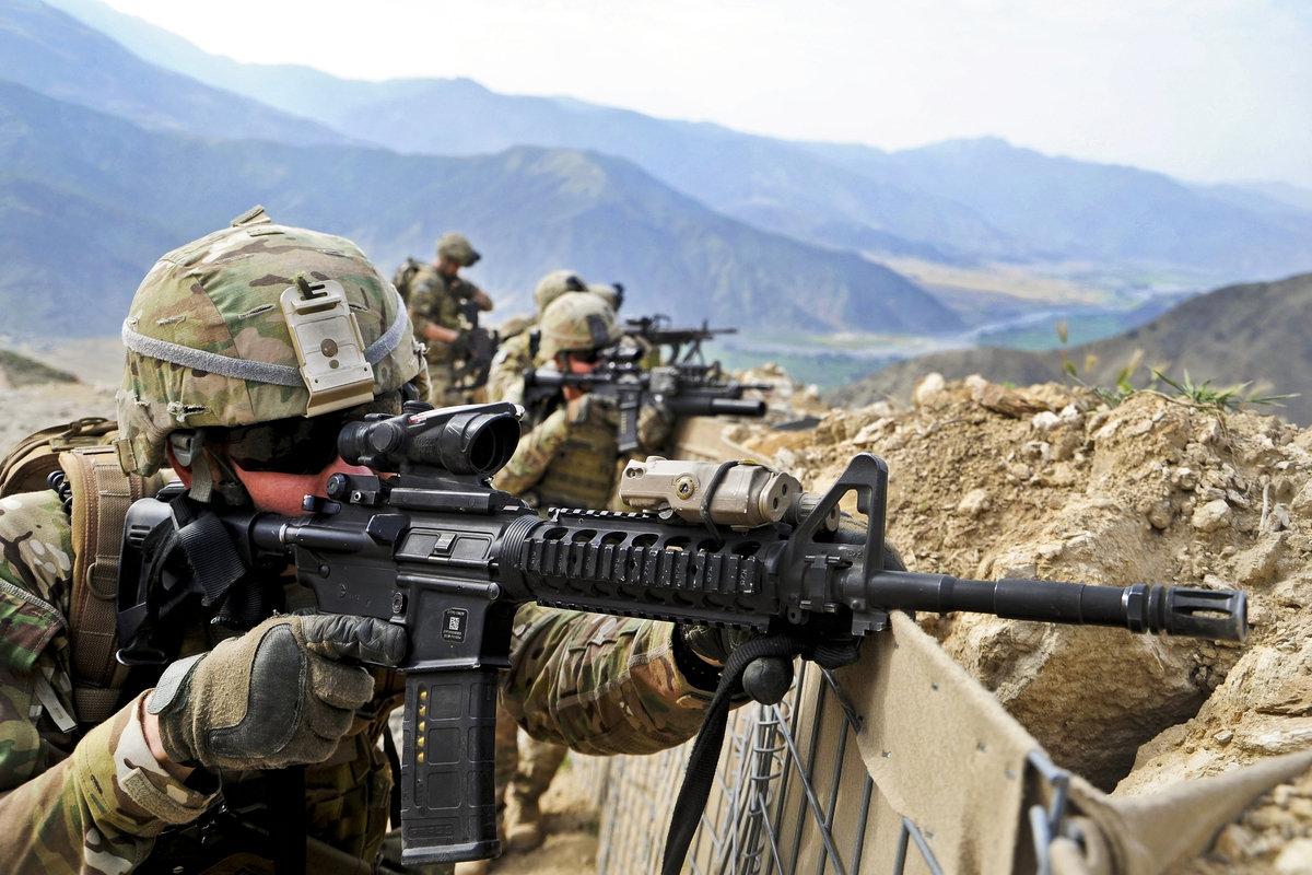 Nhận diện lực lượng viễn chinh tinh nhuệ bậc nhất của Quân đội Mỹ