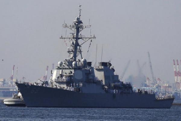 Mỹ điều tàu chiến tối tân đến châu Á trước cuộc gặp Trump - Kim