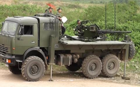 Việt Nam tái triển khai tự hành hóa ZU-23-2 trên khung BTR-50PK?