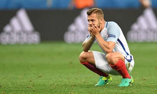 Wilshere lỡ hẹn World Cup 2018 trước sự nuối tiếc của người hâm mộ. Ảnh: AFP.