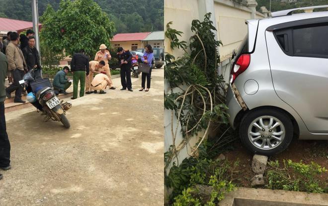 Thông tin bất ngờ vụ giáo viên lùi xe khiến học sinh lớp 1 tử vong: Cô giáo lái xe chưa có bằng lái