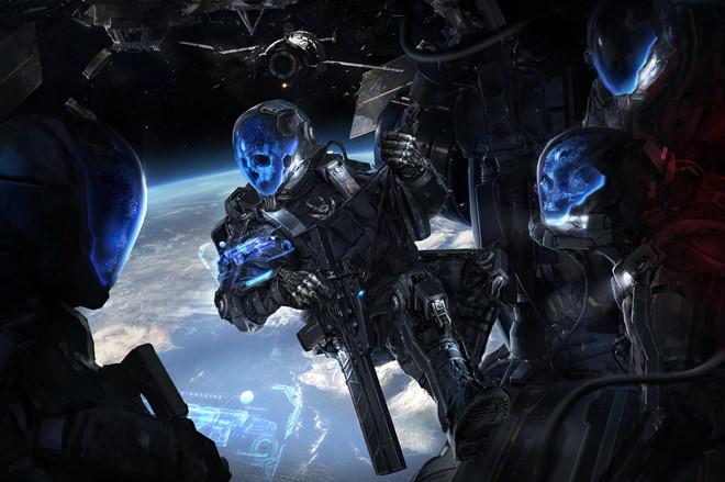 Mỹ cân nhắc xây dựng quân đội chiến đấu ngoài không gian